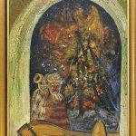 """""""Сурва арт"""" – традиционна изложба на пернишки художници в галерия """"Любен Гайдаров"""""""""""